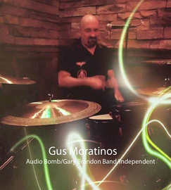 Gus Moratinos: Audio Bomb/Gary Brandon Band/Independent